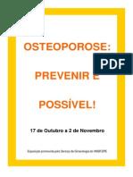 Expo Osteoporose