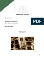 OSTEOPOROSE - Fisiologia - Filipe-Rosana