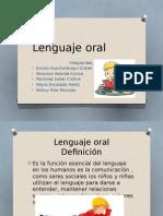 Lenguaje Oral Cristel