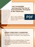 week 5-powerpoint on brain-compatible education