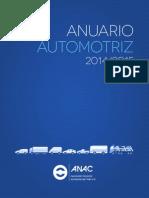 ANAC Anuario 2014-2015