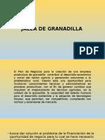 Jalea de Granadilla
