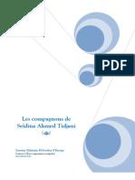 Brochure-Les Compagnons de Sidi Ahmed Tidjani-V1