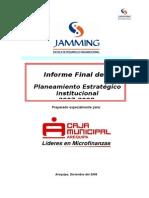 Informe Final JAMMING