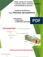 Metasomatismo