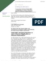 [AHRC Forwarded Article] THAILAND_ Managing Migration in 2010_ Effective Registration or Effective Deportation