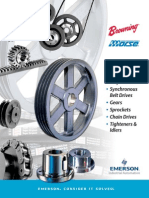 Emerson Spur Gear Selection Guide