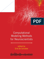 Computational Modeling Methods for Neuroscientists (2009)