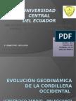 Cordillera Occidental del Ecuador
