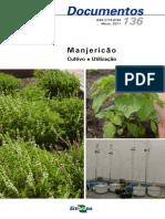 Manjericão Cultivo e Utilização