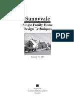 Single Family Design
