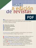 Versal - Diplomado Revistas 2015