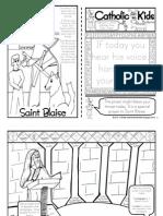 February 2015 Catholic Kids Bulletin