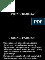 Basic Sikuenstratigrafi