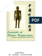 Essentials of Chinese Acupuncture