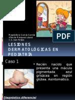 lesiones dermatolgicas en pediatra