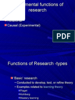 Saturday1 Research 2010