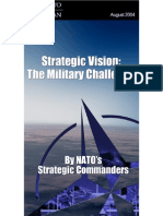 Strategic Vision - The Military Chalenge