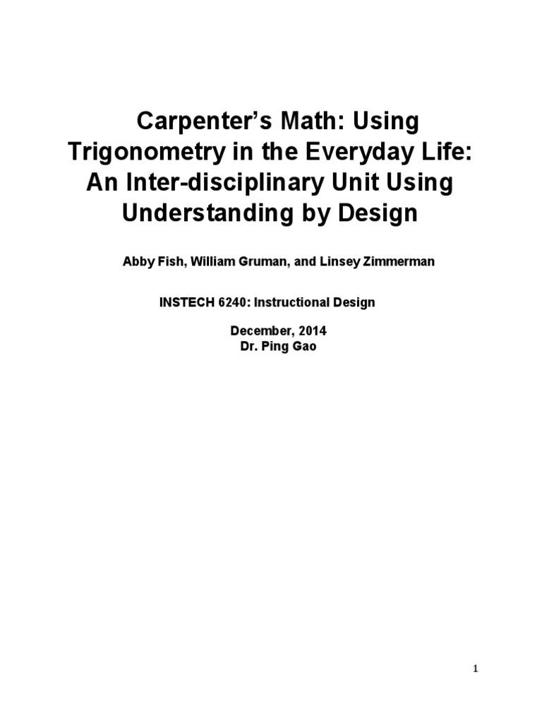 trigonometry-finalproject | Trigonometric Functions | Trigonometry