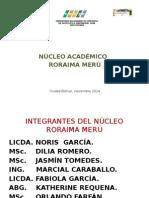 Nucleo Roraima Merú 6
