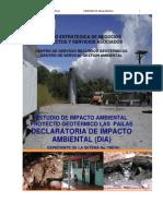 factibilidad en la geotermia