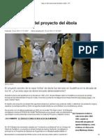 Viaje Al Centro Del Proyecto Del Ébola 'Militar' – RT