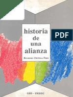 Historia de Una Alianza. E Ortega Frei