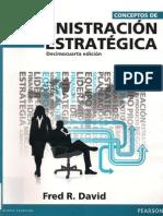 2. Administracion Estrategica_Fred David