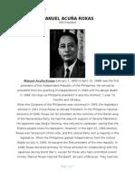 Philippines Presidents