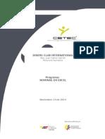 Diners - Nominas en Excel - 2014 11 14