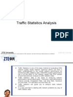 E1-- Traffic Statistic Analysis