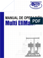 Manual Multi Efimax