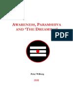 Awareness, Paramshiva and 'the Dreaming'