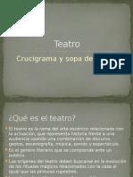 Teatro - Español