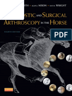 Diagnostic and Surgical Arthroscopy in the Horse - 4th Edition