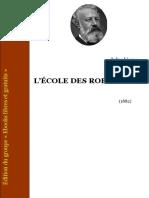 Jules Verne Ecole Des Robinsons