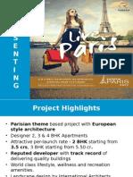 Call +91 8879387111. Kanakia Paris BKC Mumbai, Pre- Launch by Kanakia Spaces.Parisian theme based project with European style architecture