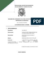 Expediente Constitucional, resumen