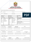 UAE Visa Form