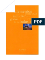 elementos en la industria ambiental