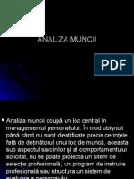 ANALIZA+MUNCII