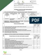 Plan Institutional Dez Profesionala Tipizat