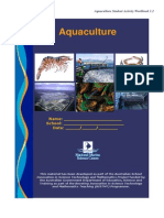 Aquaculture Workbook