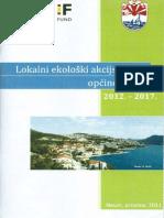LEAP - Lokalni ekoloski akcijski plan opcine Neum 2012-2017