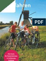 Übersichtskarte Rad fahren in Schleswig-Holstein