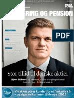 Investering og Pension
