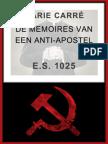 De Memoires van een Anti-Apostel (ES1025)