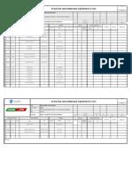 167.04.12 LP603 Equipament List Utilities Rev0