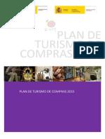 Plan de turismo de compras 2015