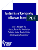 4 Newborn Screening by t Ms